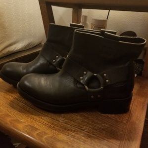 Urban outfitters, silence and noise moto boots